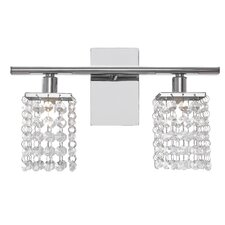 Pyton 2 Light Bath Vanity Light