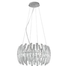 Drifter 9 Light Foyer Pendant