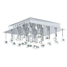 Soraya 16 Light Semi Flush Ceiling Light