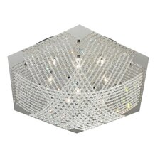 Lerida 16 Light Flush Mount