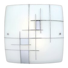 Raya 1 2-Light Flush Mount