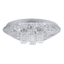 Stelaria 1 12-Light Flush Mount