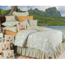 <strong>C & F Enterprises</strong> Natural Shells Quilt Collection