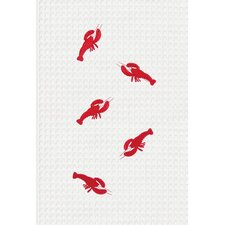Lobster Kitchen Towel (Set of 6)