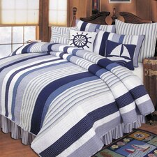 <strong>C & F Enterprises</strong> Nantucket Dream Quilt Collection