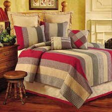 <strong>C & F Enterprises</strong> Oak Ridge Quilt Collection