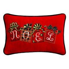 Noel Velvet Pillow (Set of 2)