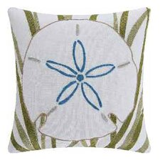 Sanddollar Cotton Accent Pillow