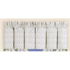 <strong>C & F Enterprises</strong> Garden Folly Cotton Curtain Valance