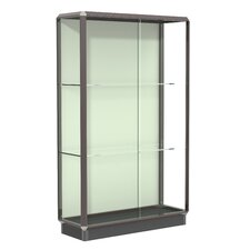 Prominence Series Floor Display Case