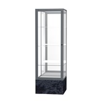 Monarch Series Lighted Floor Display Case