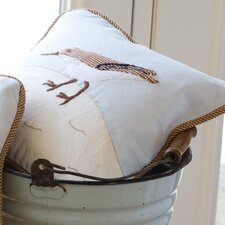Shore Bird Pillow