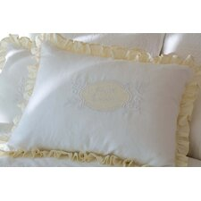 Sweet Dreams Linen Standard Sham