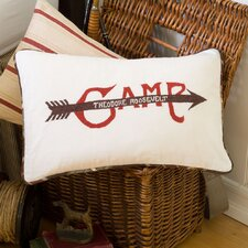 <strong>Taylor Linens</strong> Camp Roosevelt Pillow