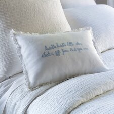 Twinkle Twinkle Little Star Linen Pillow