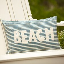 Montauk Beach Pillow