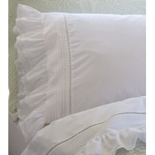 Prairie Crochet Cotton Pillowcase (Set of 2)