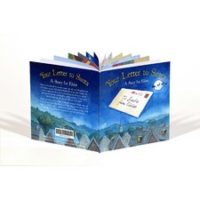 Letter to Santa Personalized Book
