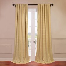 Haight Sunshine Blackout Curtain Single Panel