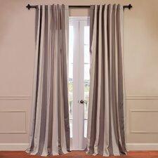 Charleston Blackout Curtain Single Panel