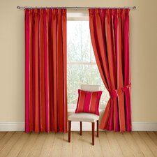 Porter Lined Curtains With Pencil Heading