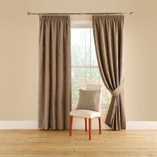 Vogue Lined Curtains with Pencil Heading