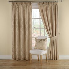 Realm Pencil Heading Curtains