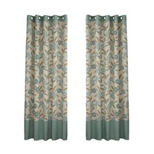 Solo Eyelet Curtain