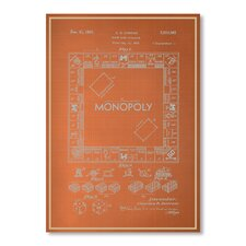 Darrow Monopoly Graphic Art
