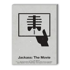 Jackass: the Movie Graphic Art on Canvas