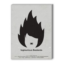 Inglourious Basterds Graphic Art on Canvas
