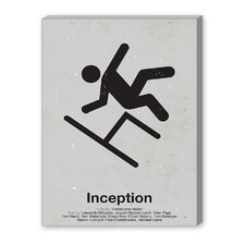 Inception Graphic Art on Canvas