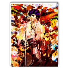 Prince Graphic Art on Canvas