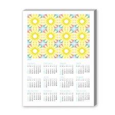 Calendar Portuguese Tile II Graphic Art