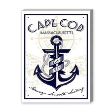Cape Cod Graphic Graphic Art