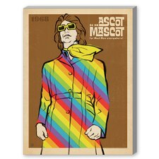MOD Ascot Mascot Graphic Art