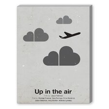 Up in The Air Graphic Art on Canvas