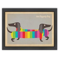 MOD 'Rainbow Dogs' by Joel Anderson Graphic Art