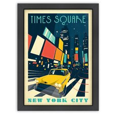 MOD New York, Times Square Poster