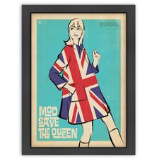 MOD Save the Queen Poster