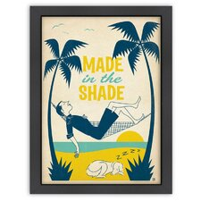 Coastal 'Made in the Shade' by Joel Anderson Vintage Advertisement