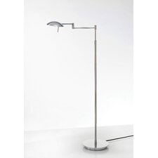 1 Light Low Voltage Turbo Floor Lamp