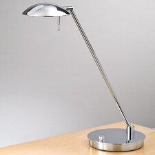 Bernie Series 1 Light Turbo Table Lamp