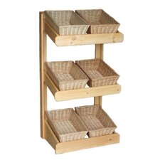 Large Farm Shop Display Unit