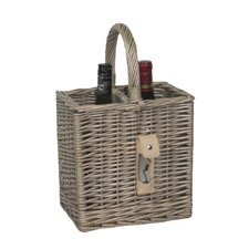 2 Bottle Basket