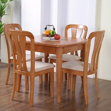 Windsor House 5 Piece Dining Set