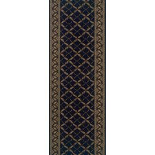 <strong>Rivington Rug</strong> Majestic Argyle Midnight Rug