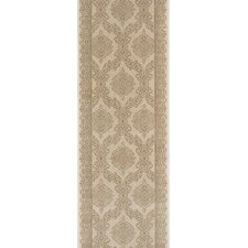 Chic Crane City Beige Rug
