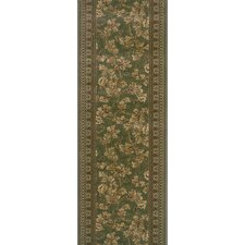 Zealous Spearman Basil Rug