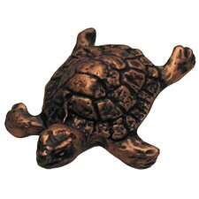 "Curiosities 2.25"" Turtle Knob"